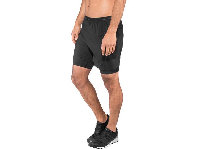 adidas TERREX Agravic Spodenki do biegania Mężczyźni czarny